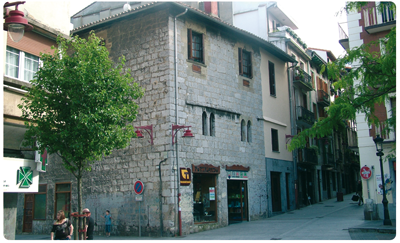 Casa Portalondo o torre de los jentiles