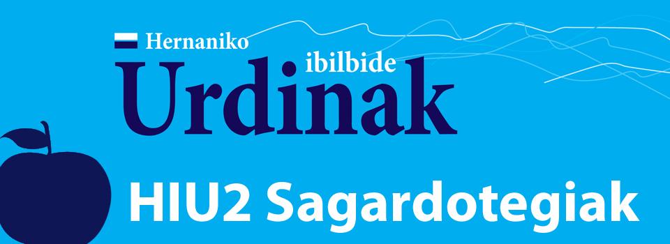 Red de senderos II : Sagardotegiak