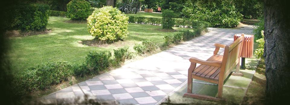 Recorrido por los parques y plazas de Hernani